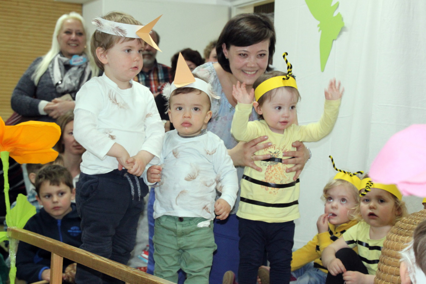 Oma Opa Tag Kindergarten Ideen