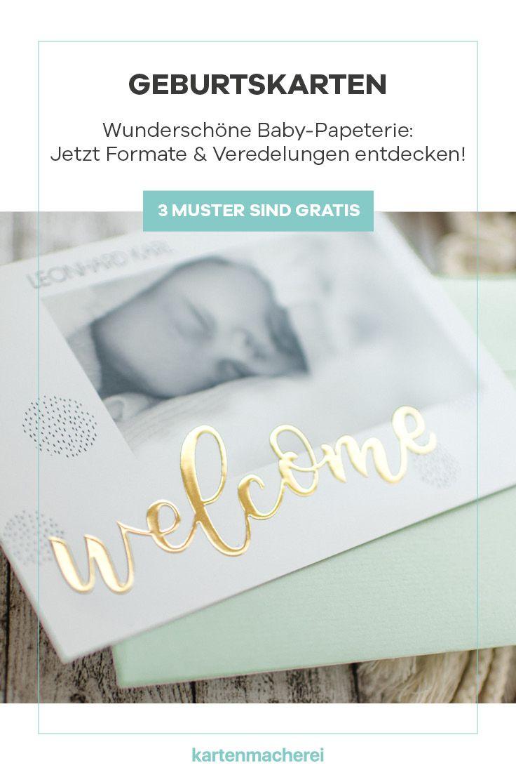 Klassische Und Moderne Designs In Vielen Farben Und Formaten bestimmt für Geburtskarte Kostenlos