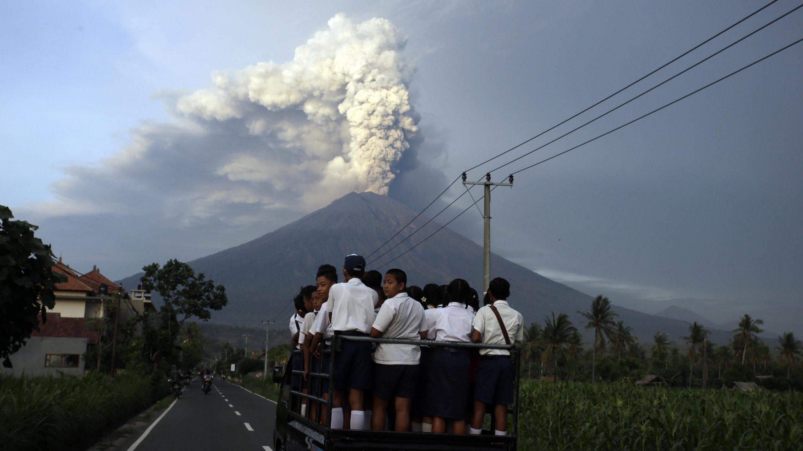 Klimafaktor Vulkanausbruch - So Können Vulkane Das Klima verwandt mit Was Passiert Bei Einem Vulkanausbruch