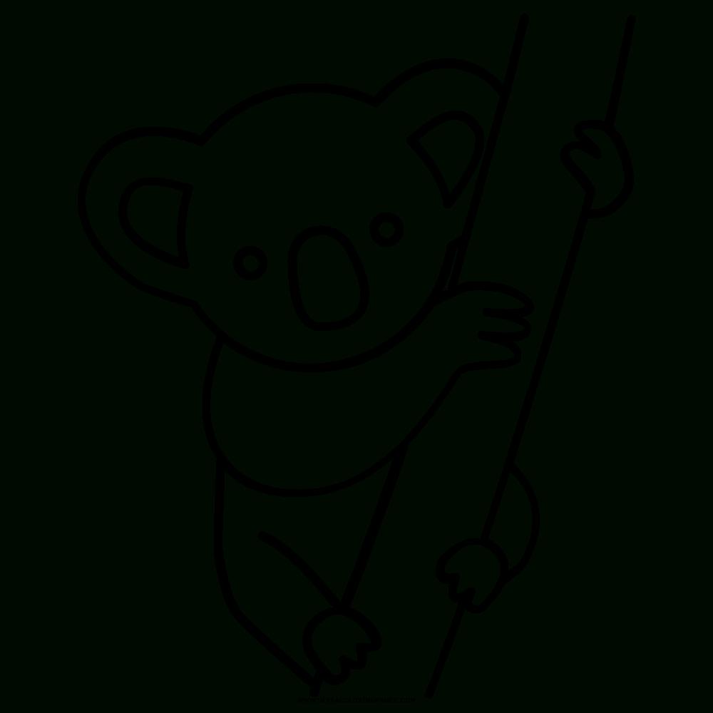 Koala Ausmalbilder - Ultra Coloring Pages für Koala Ausmalbild