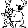 Koala Malvorlage (Mit Bildern) | Ausmalbilder, Malvorlagen über Koala Ausmalbild