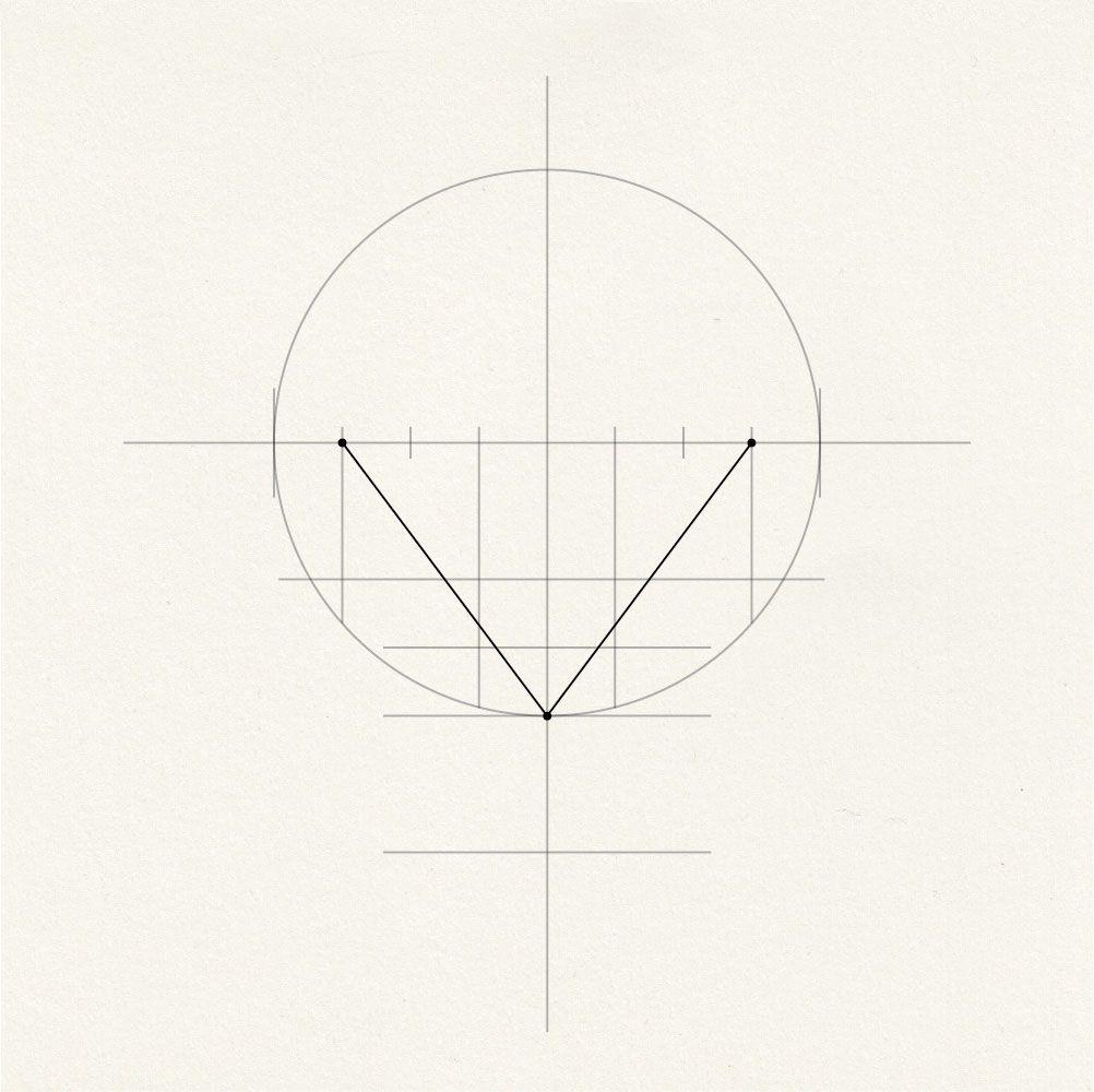 Kopf Zeichnen In 2020   Kopf Zeichnen, Dreieck Tattoo Und mit Kopf Zeichnen Lernen