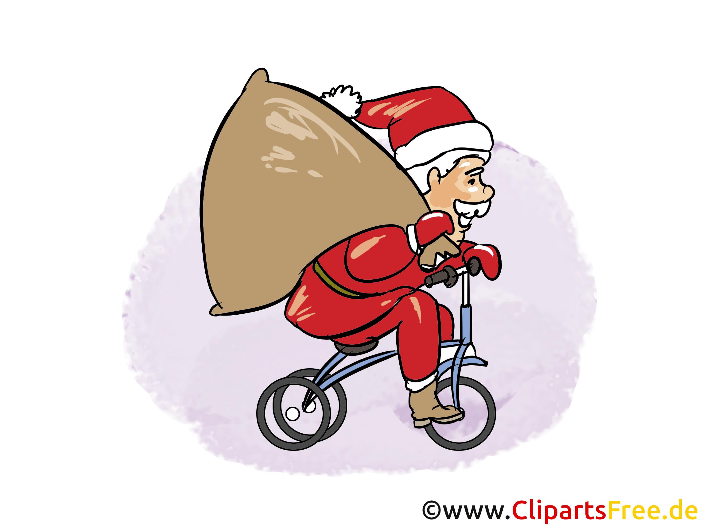 Kostenlose Bilder, Cartoon Zu Silvester, Neujahr, Weihnachten ganzes Cliparts Weihnachten Und Neujahr Kostenlos