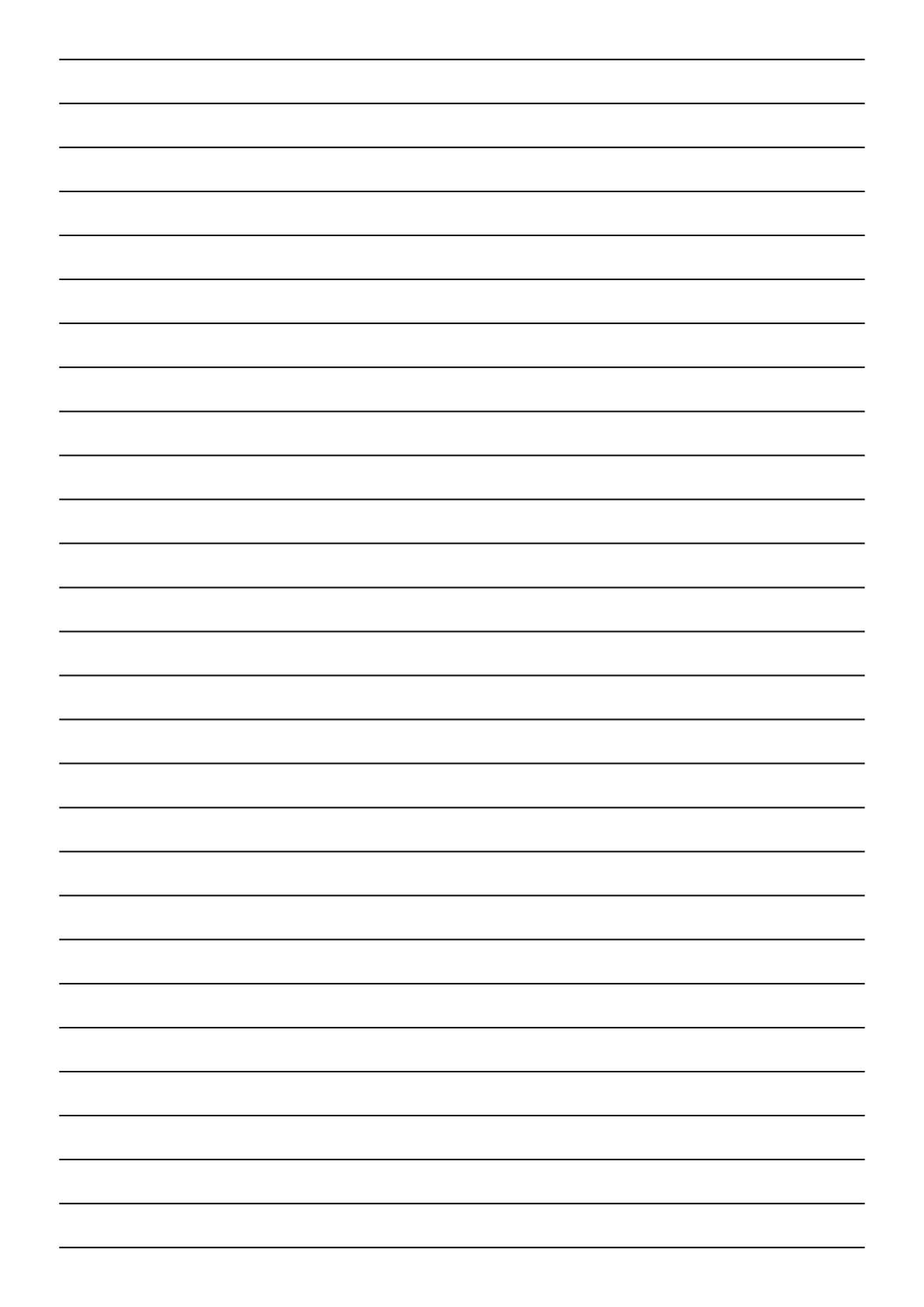 Kostenloses Briefpapier Mit Linien - Briefpapier-Vorlagen ganzes Briefpapier Drucken Kostenlos Ausdrucken