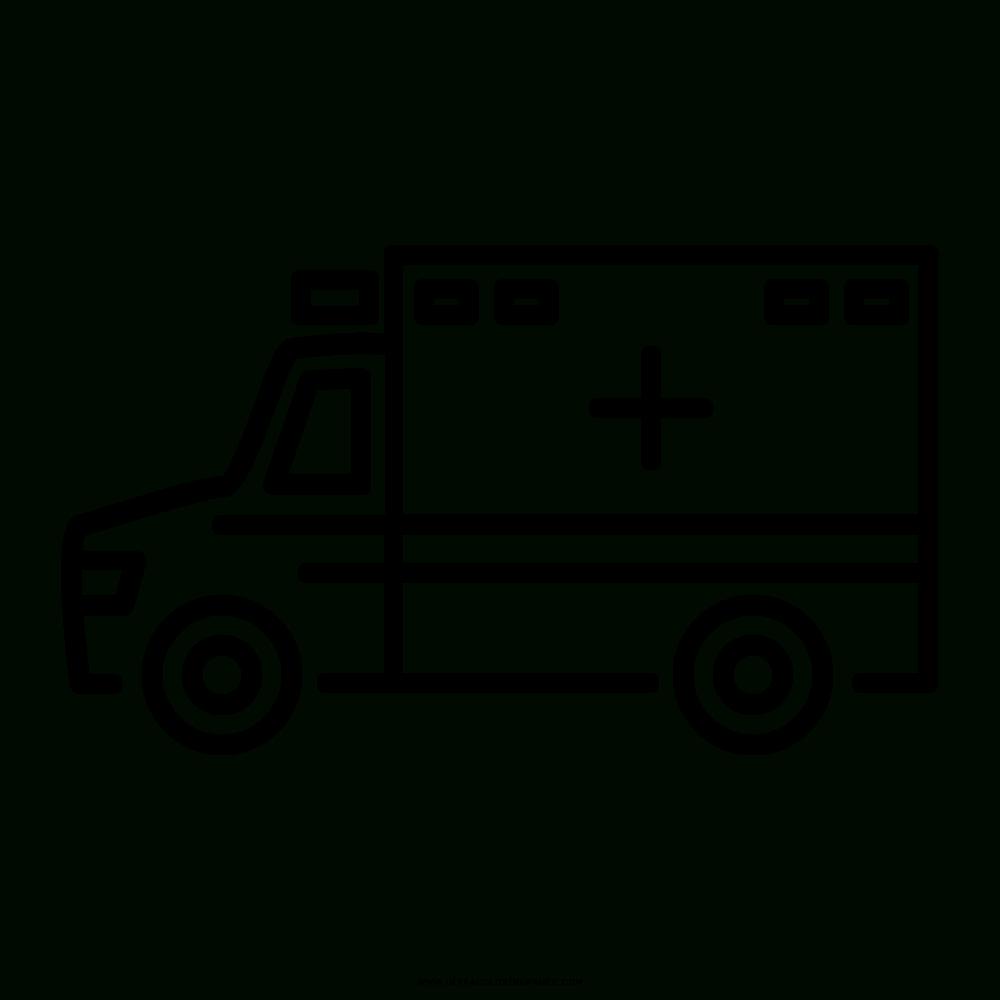 Krankenwagen Ausmalbilder - Ultra Coloring Pages innen Krankenwagen Ausmalbild