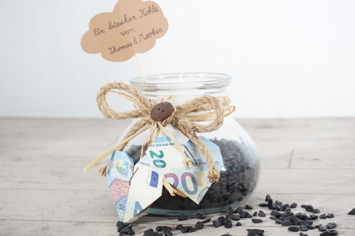 Kreative Geldgeschenke Zum Selber Basteln Und Verpacken innen Geldgeschenke Geburtstag 60 Basteln