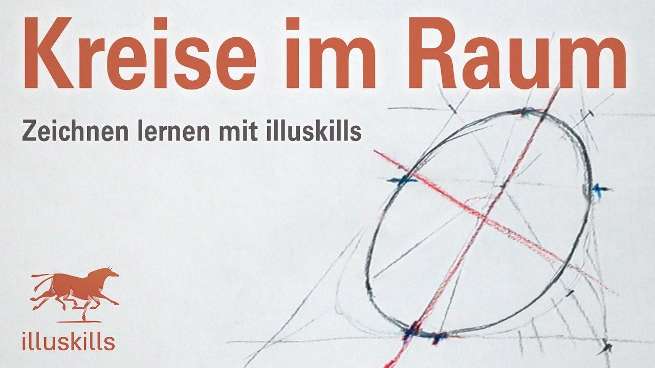 Kreise Im Raum Zeichnen über Kreise Zeichnen