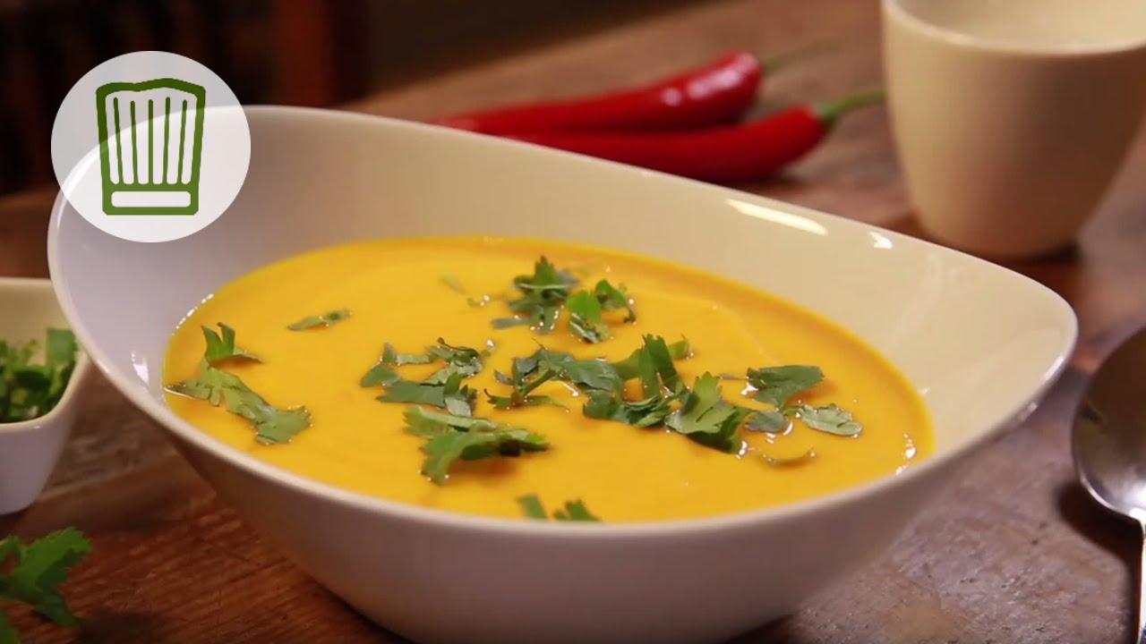 Kürbissuppe Rezept #chefkoch für Chefkoch Kürbissuppe Einfach Und Schnell