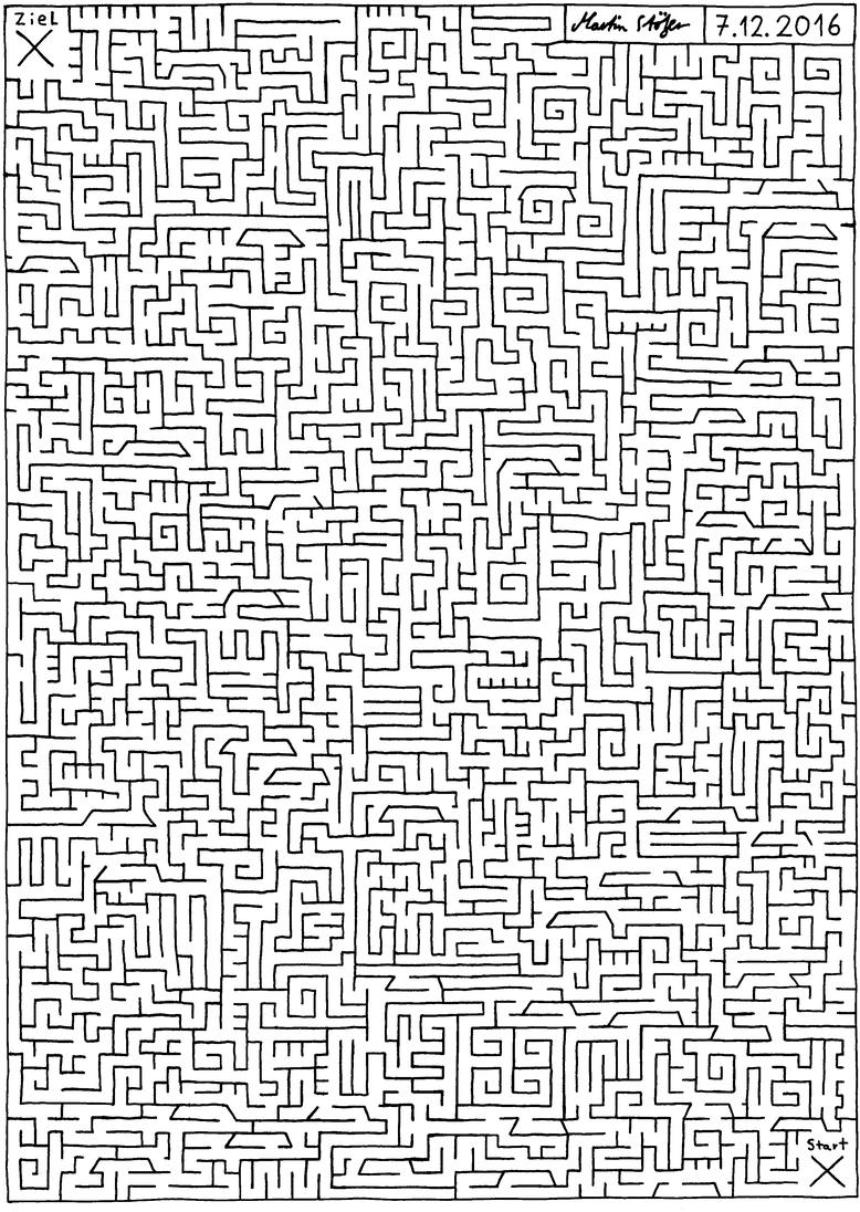 Labyrinth Typisch Labyrinth - Martinslabyrinthes Webseite! über Labyrinth Lösen