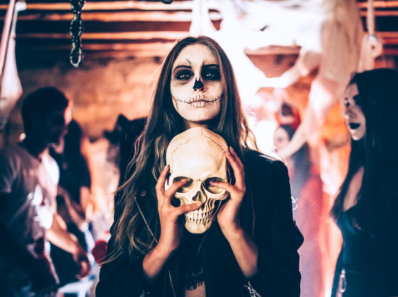 Last Minute: Diese Halloween Kostüme Kannst Du Schnell über Halloween Kostüm Selber Machen Last Minute