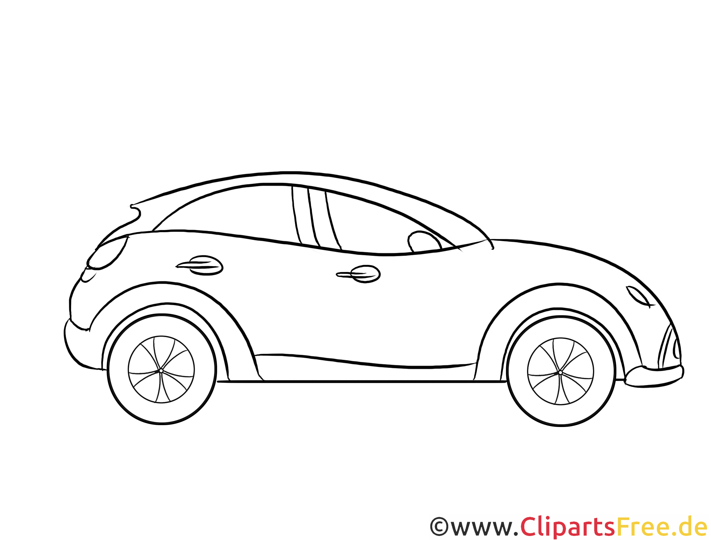 Laubsägevorlagen Kostenlos Download Und Ausdrucken ganzes Auto Bilder Zum Ausdrucken