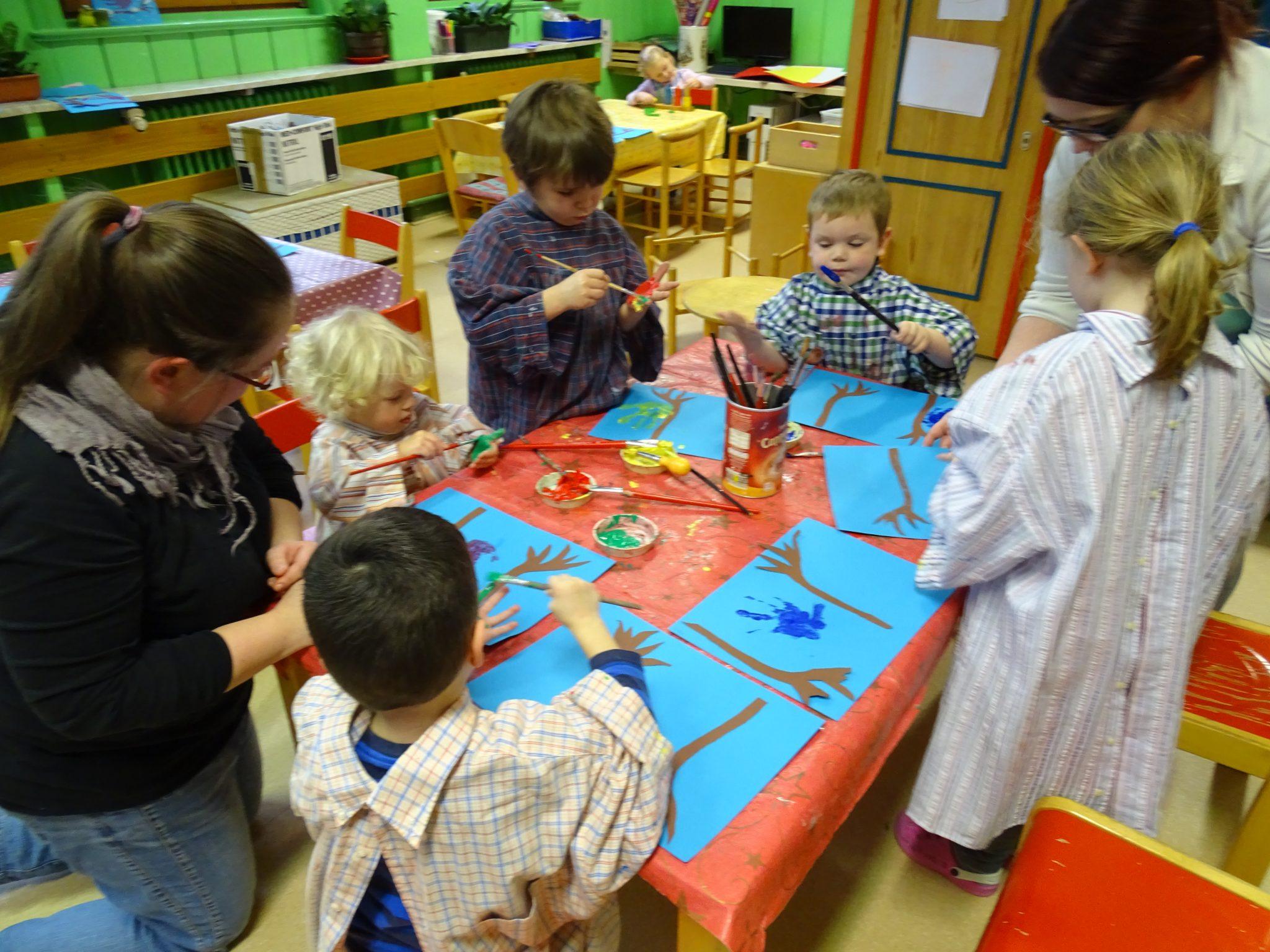 Lebendiger Advent Im Drk Kindergarten Neuhof - Drk verwandt mit Adventszeit Im Kindergarten Gestalten