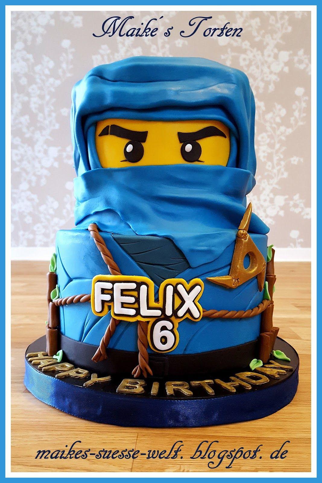 Lego Ninjago In 2020 | Kinder Geburtstag Torte bei Geburtstagstorte Für Jungs