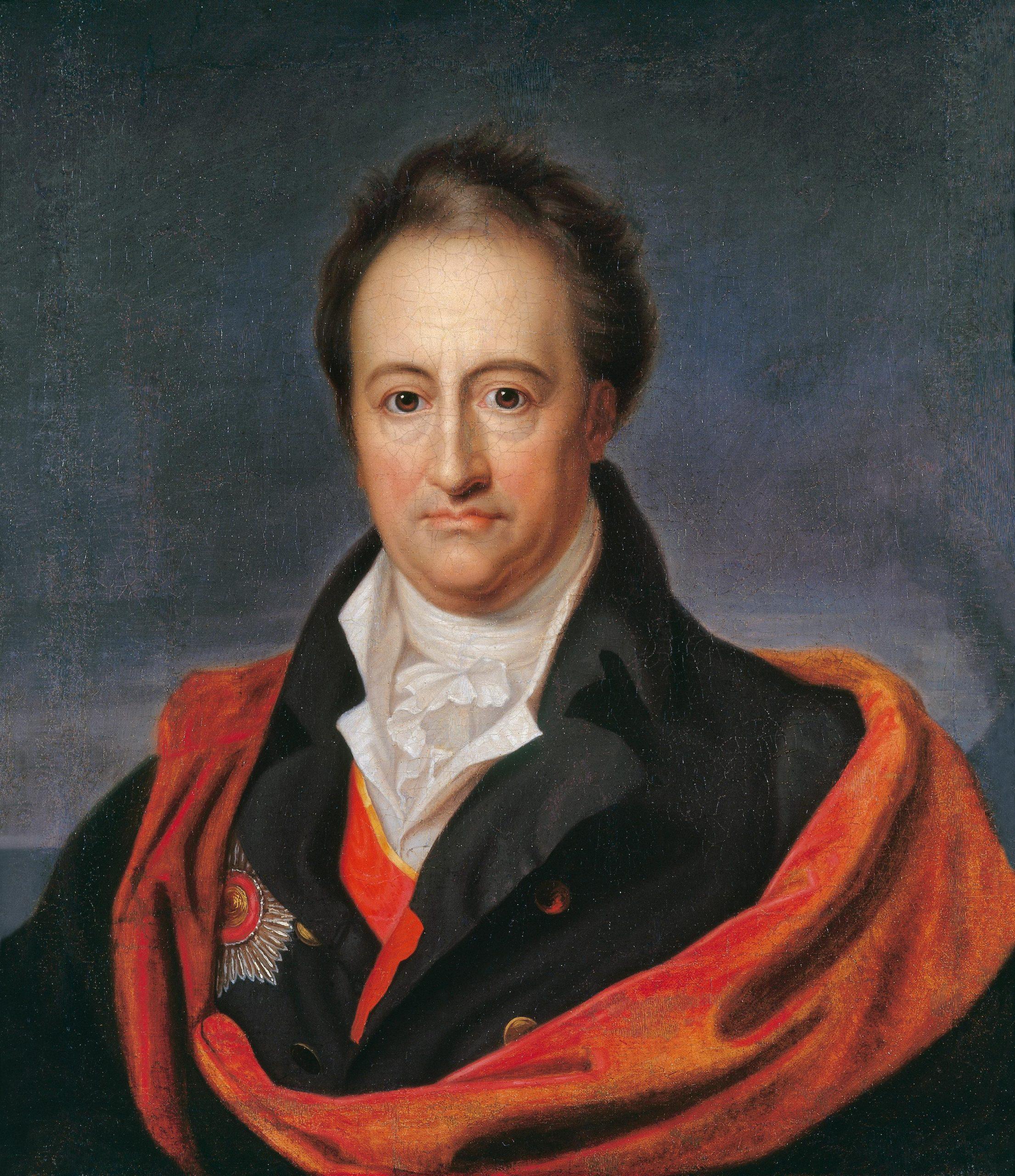 Lemo Bestandsuche - Goethe, Johann Wolfgang Von über Johann Wolfgang Von Goethe Biografie