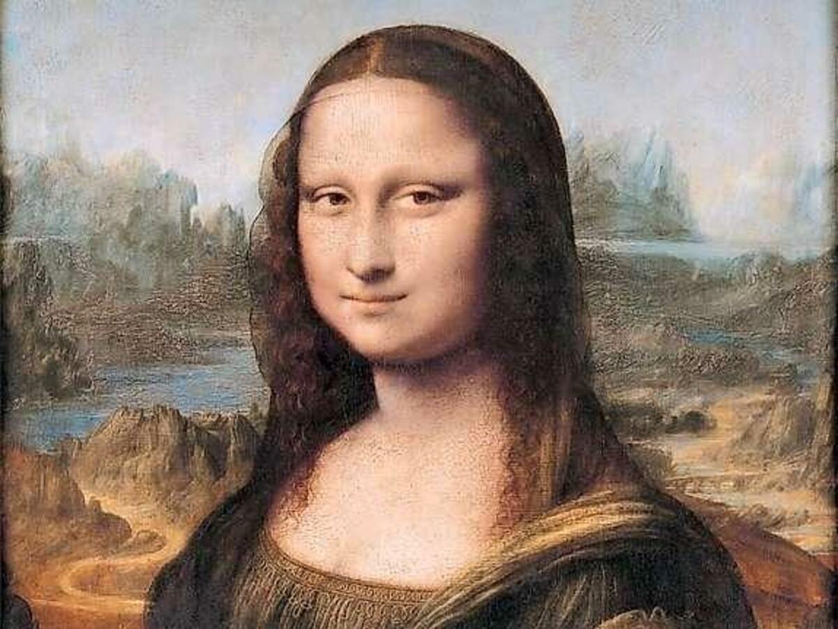 """Leonardo Da Vinci Und Seine """"mona Lisa"""": Das Lächeln, Das bei Wann Hat Leonardo Da Vinci Die Mona Lisa Gemalt"""