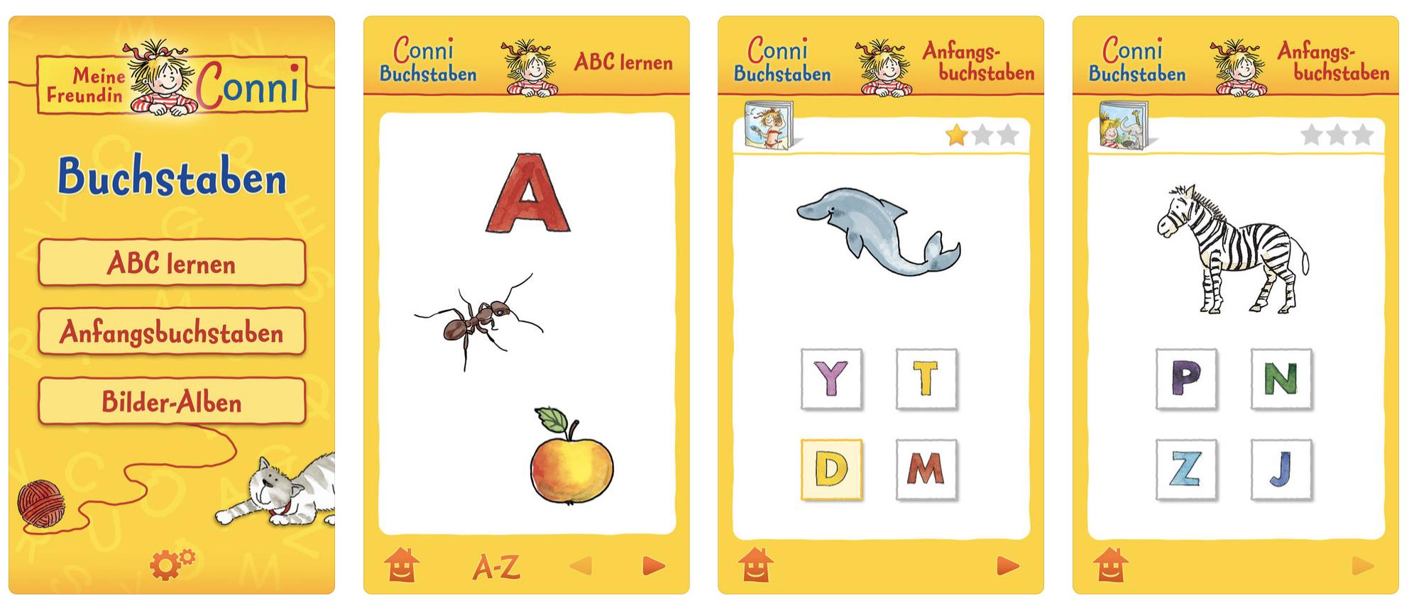 Lern-Apps Für Vorschulkinder   Vorschulkinder, Abc Lernen für Lustige Geschichten Mit Zahlen
