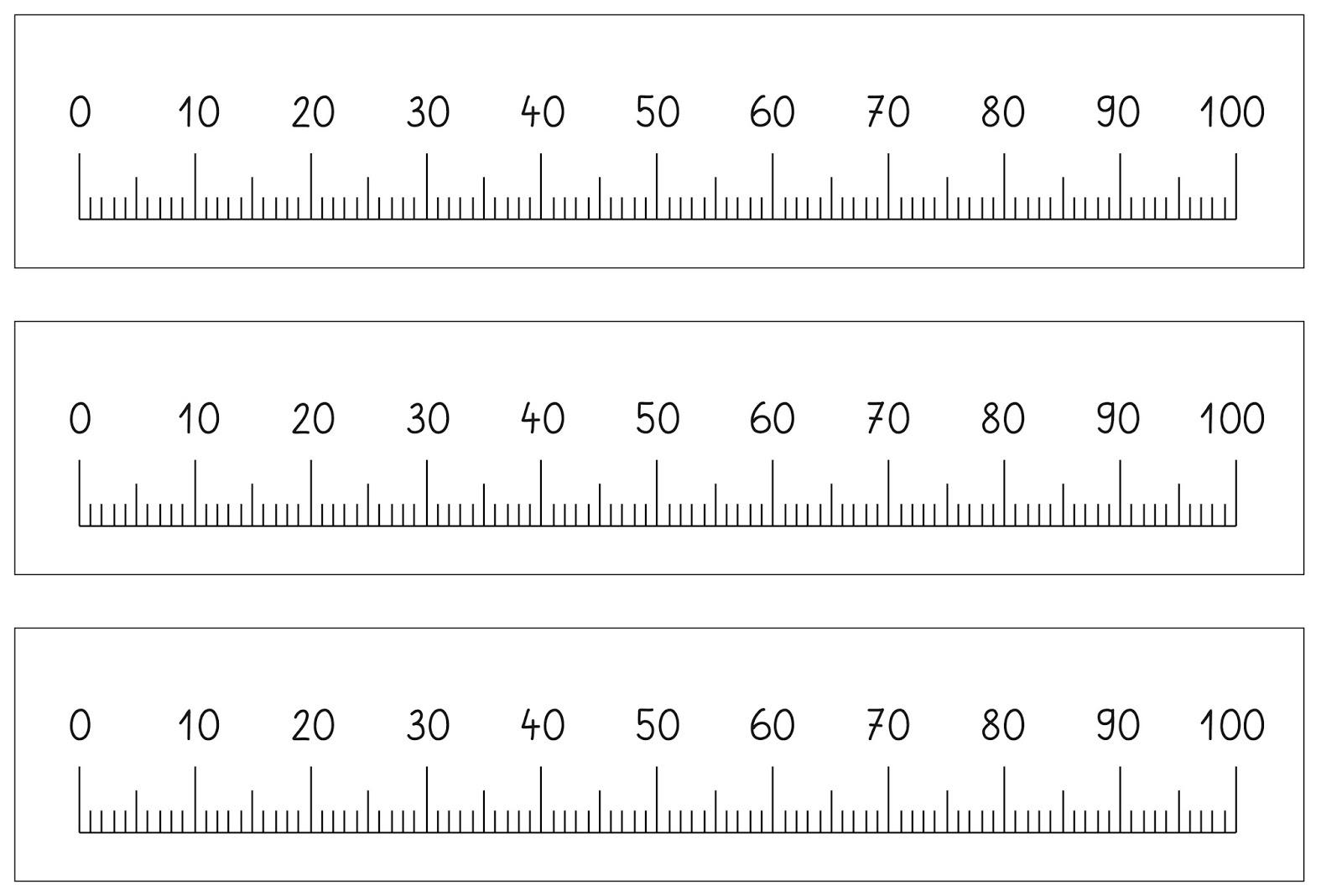 Lernstübchen: Nachbarzehner mit Zahlenstrahl 100