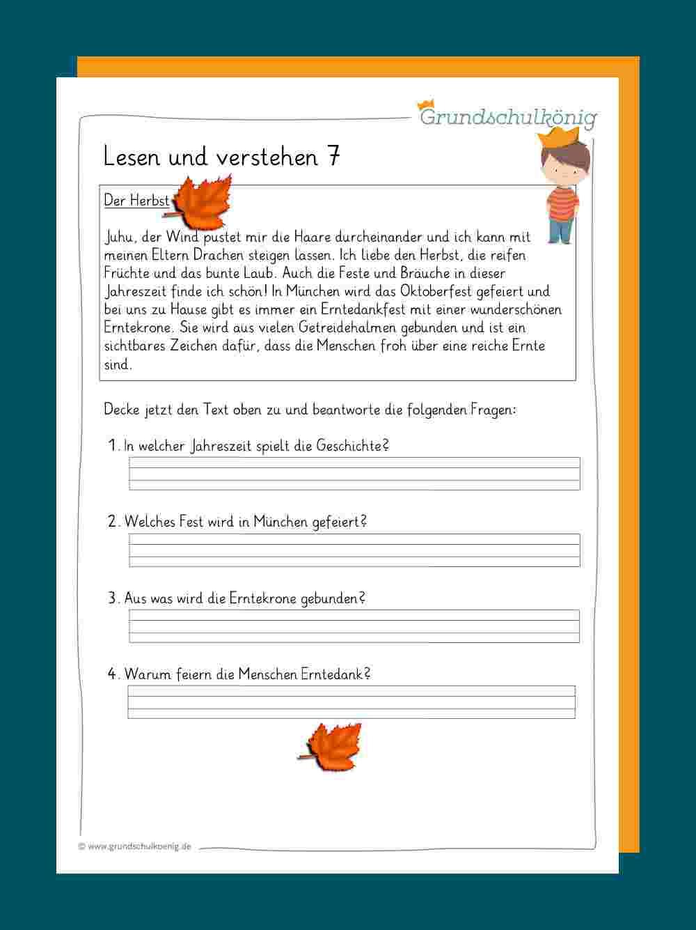 Lesen Klasse 1 verwandt mit Leseübungen 1 Klasse Online Kostenlos