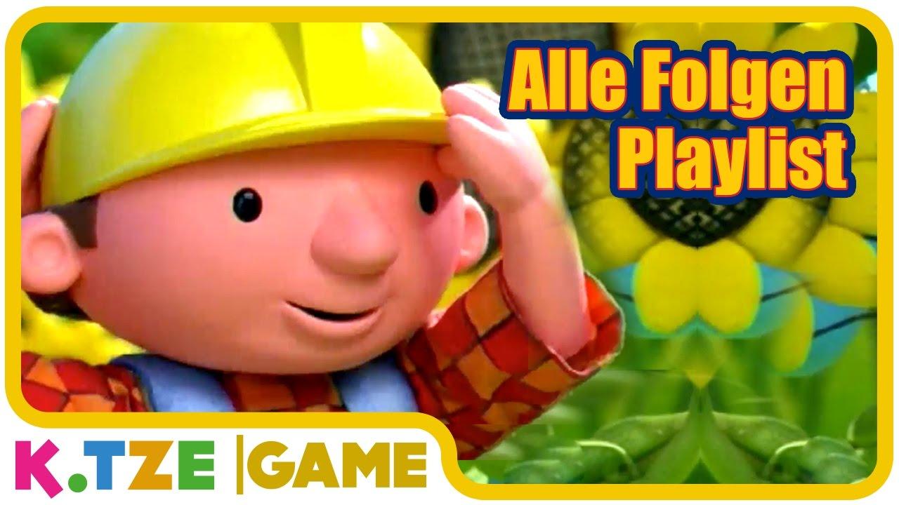 Let's Play Bob Der Baumeister 👷 Deutsch, Ganze Folgen Alt Des Wii Spiels    1. Playlist in Bob Der Baumeister Online Spielen