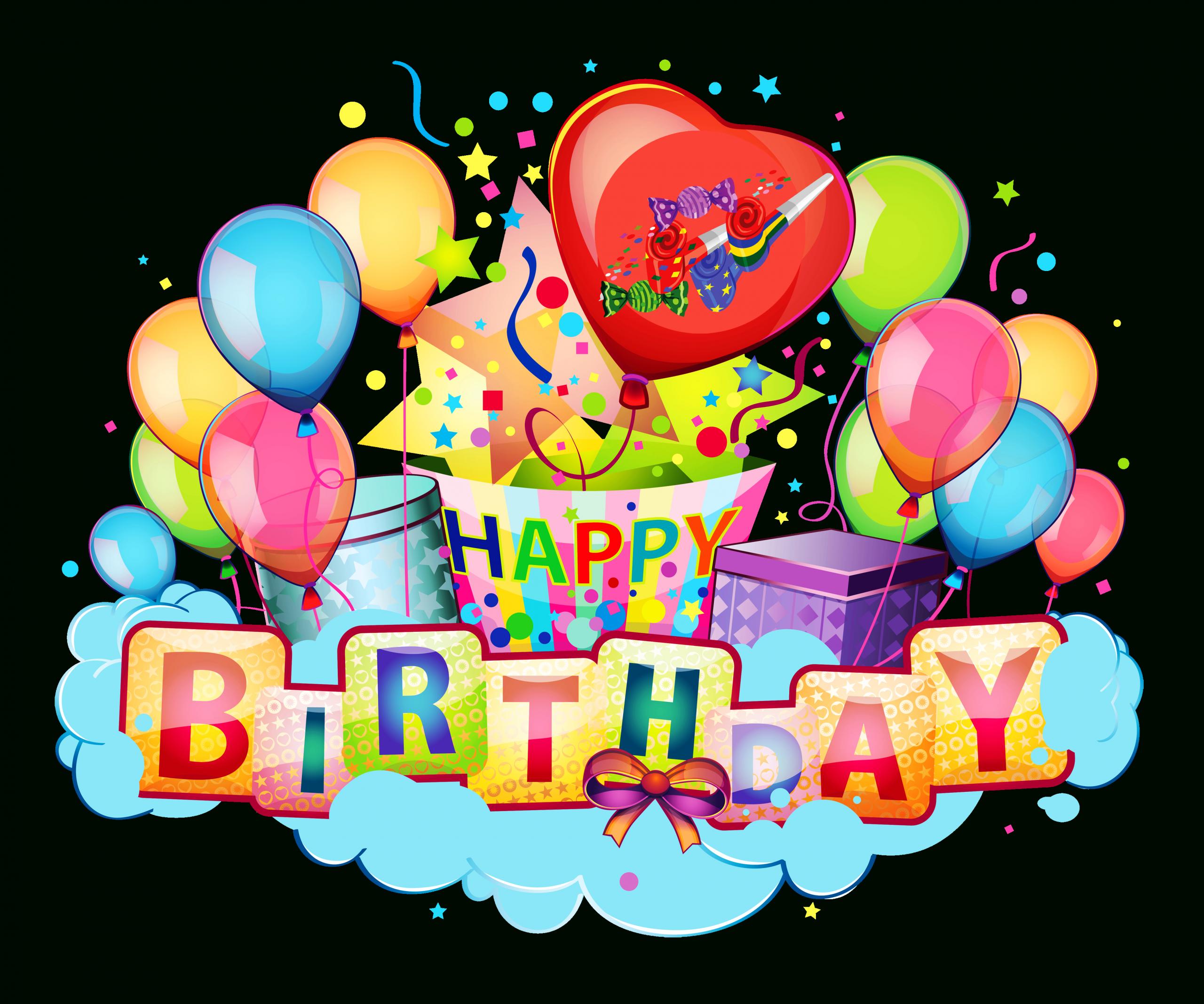 Library Of Clips Zum Geburtstag Kostenlos Png Files mit Free Clipart Geburtstag