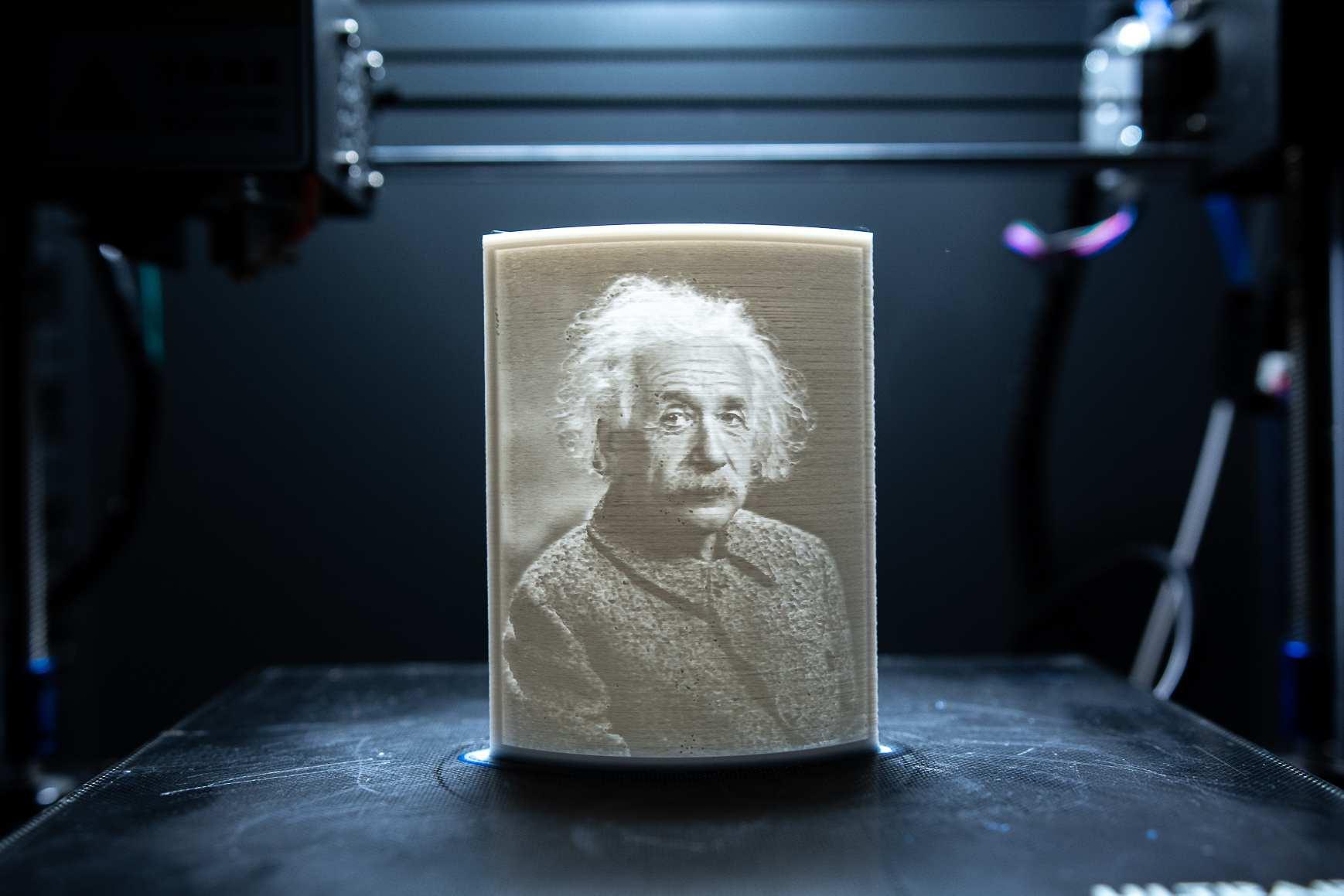 Lithophane & Bilder Einfach 3D Drucken! | Make Me A Maker mit 3D Motive Zum Ausdrucken