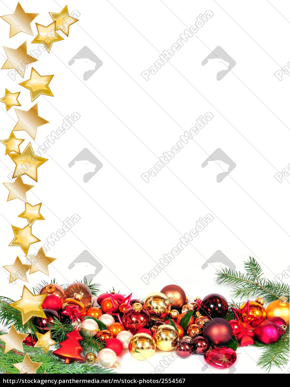 Lizenzfreies Bild 2554567 - Weihnachten Briefpapier Hintergrund bestimmt für Weihnachten Briefpapier