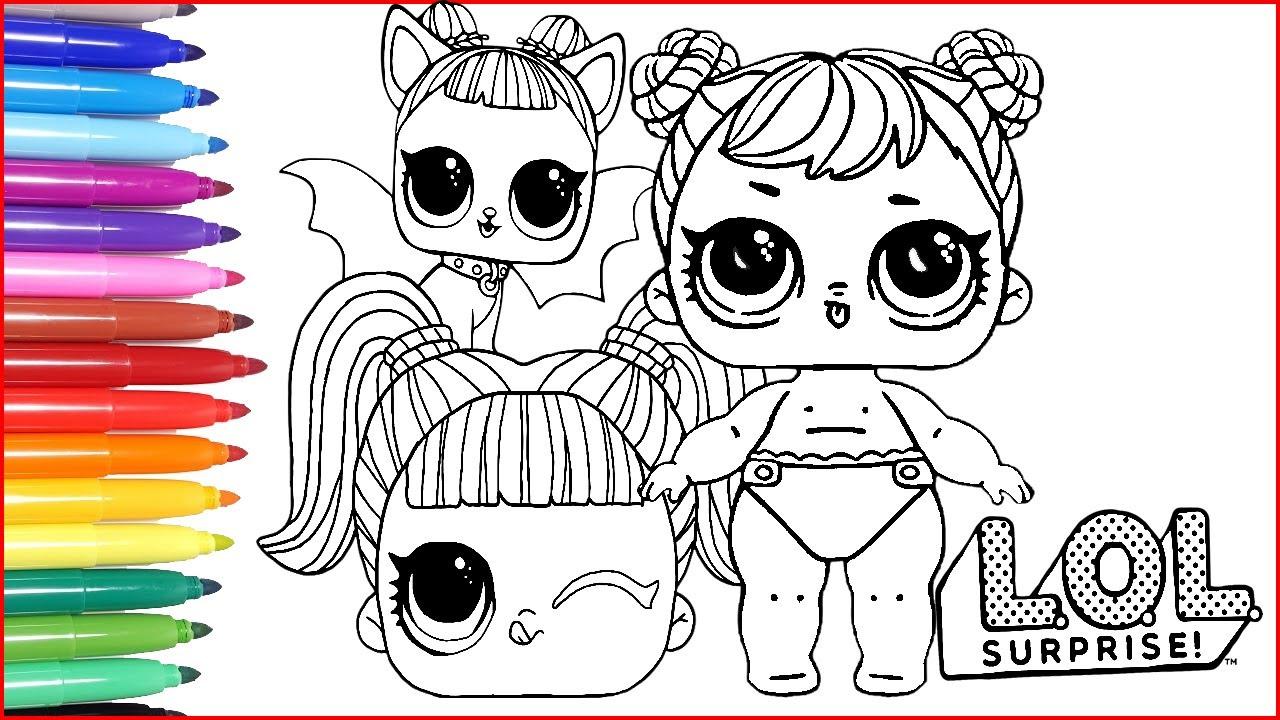 Lol Ausmalbilder # 1 - Lol Puppe Malvorlagen Ausdrucken Kostenlos über Ausmalbilder Puppe