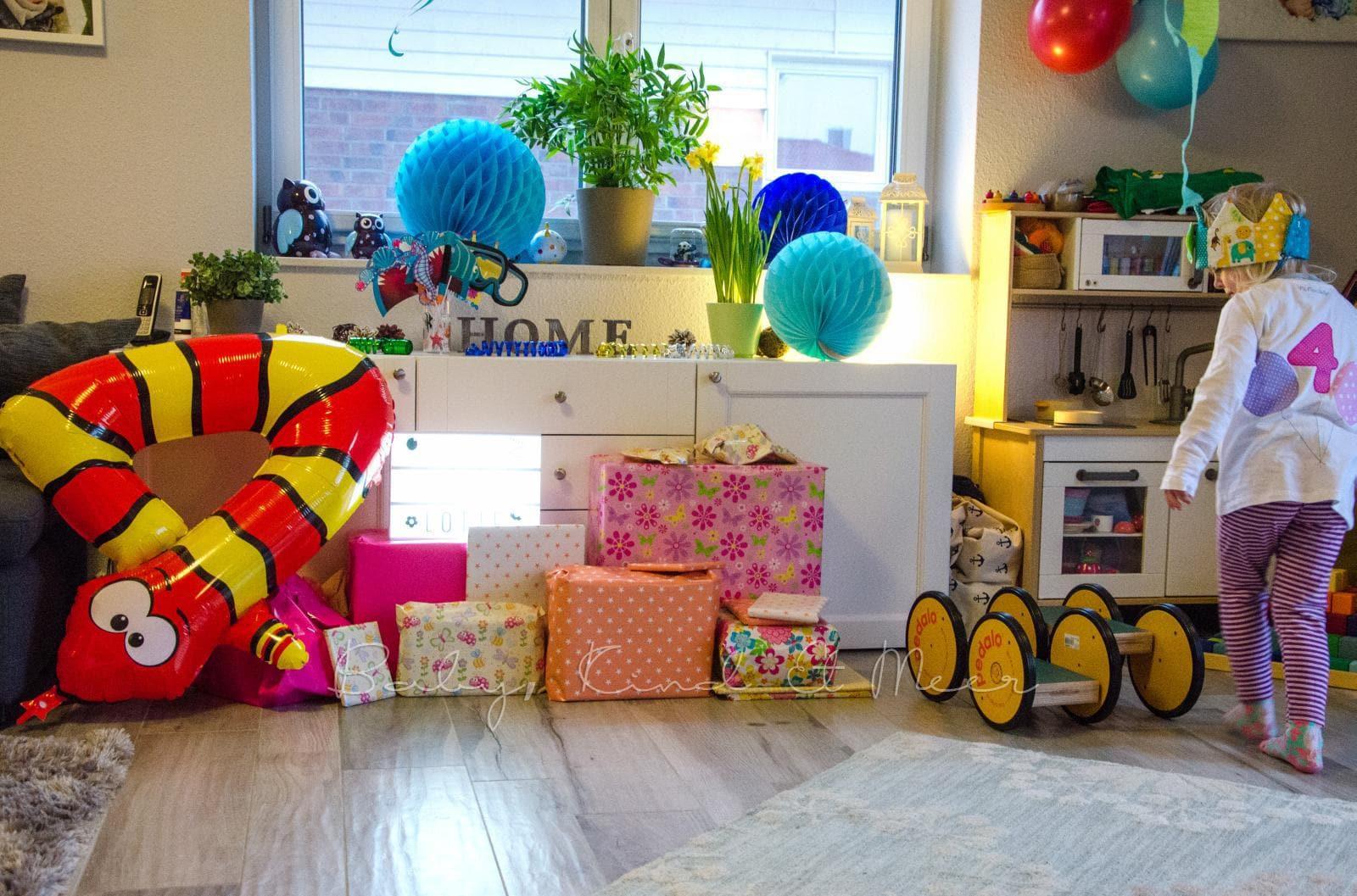 Lottes 4. Geburtstag - Familie - Baby, Kind Und Meer in Geburtstagsgeschenk Für 4 Jähriges Mädchen