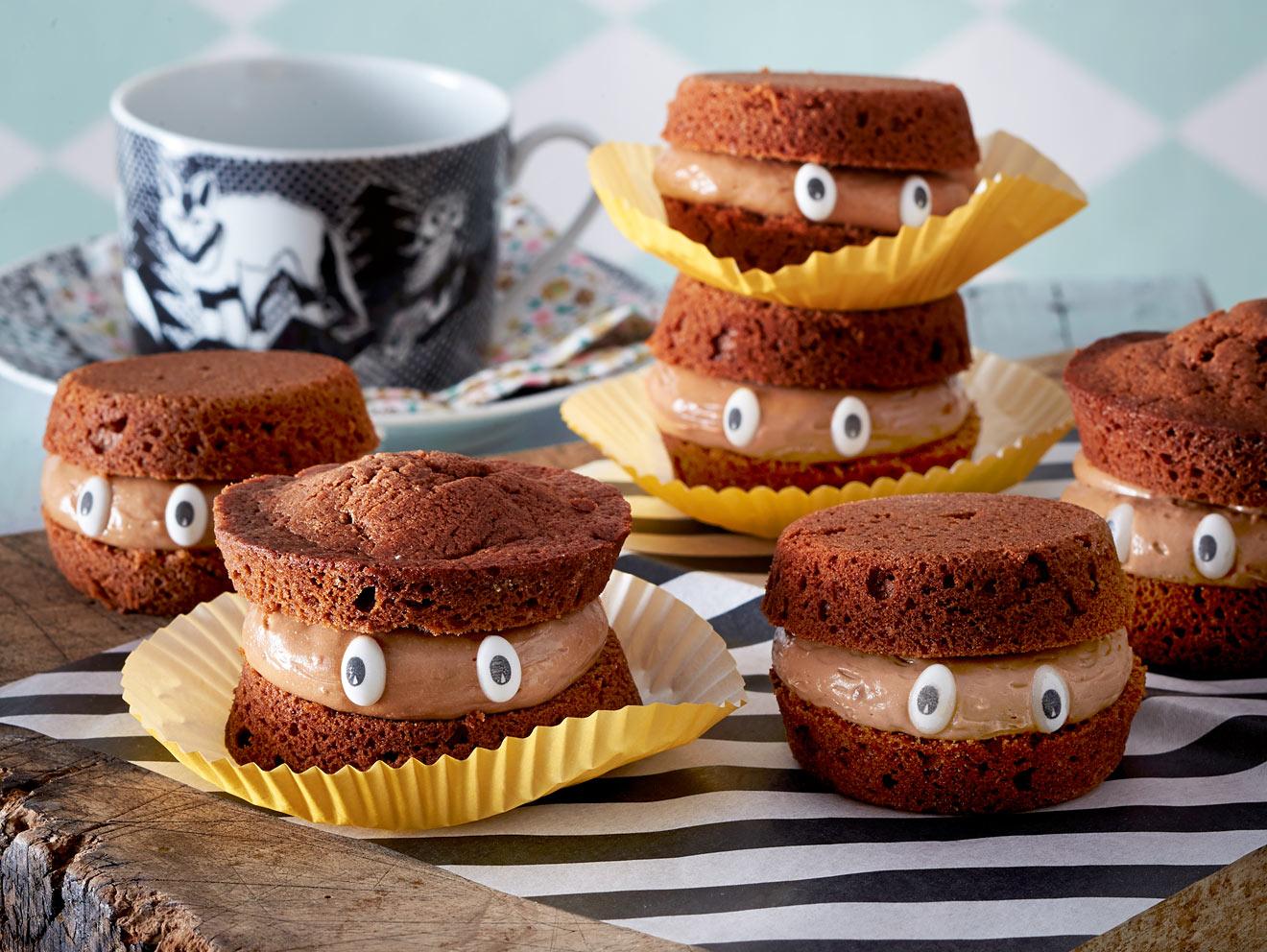 Lustige Muffins - Rezepte Für Kleine Kuchen Mit Spaßfaktor mit Lustige Muffins Für Kindergeburtstag