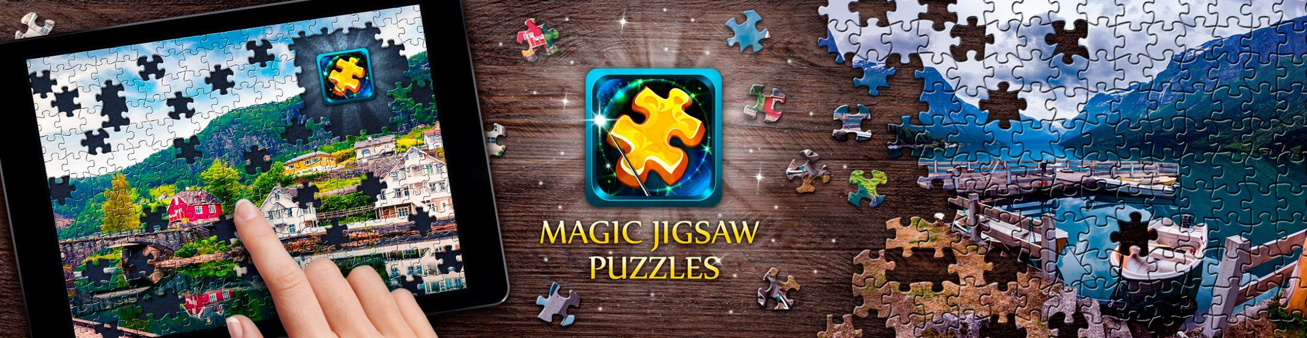 Magic Jigsaw Puzzles - Zimad bestimmt für Puzzle Online Kostenlos Puzzeln Jigsaw