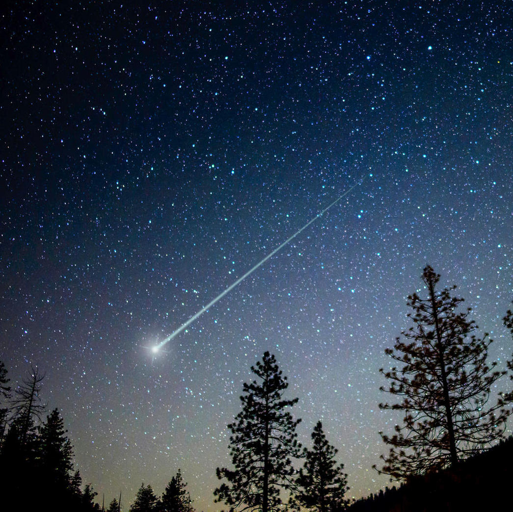 Mai-Aquariden: Wann Sie Die Sternschnuppen Sehen Können bei Sternschnuppe Bilder Gratis