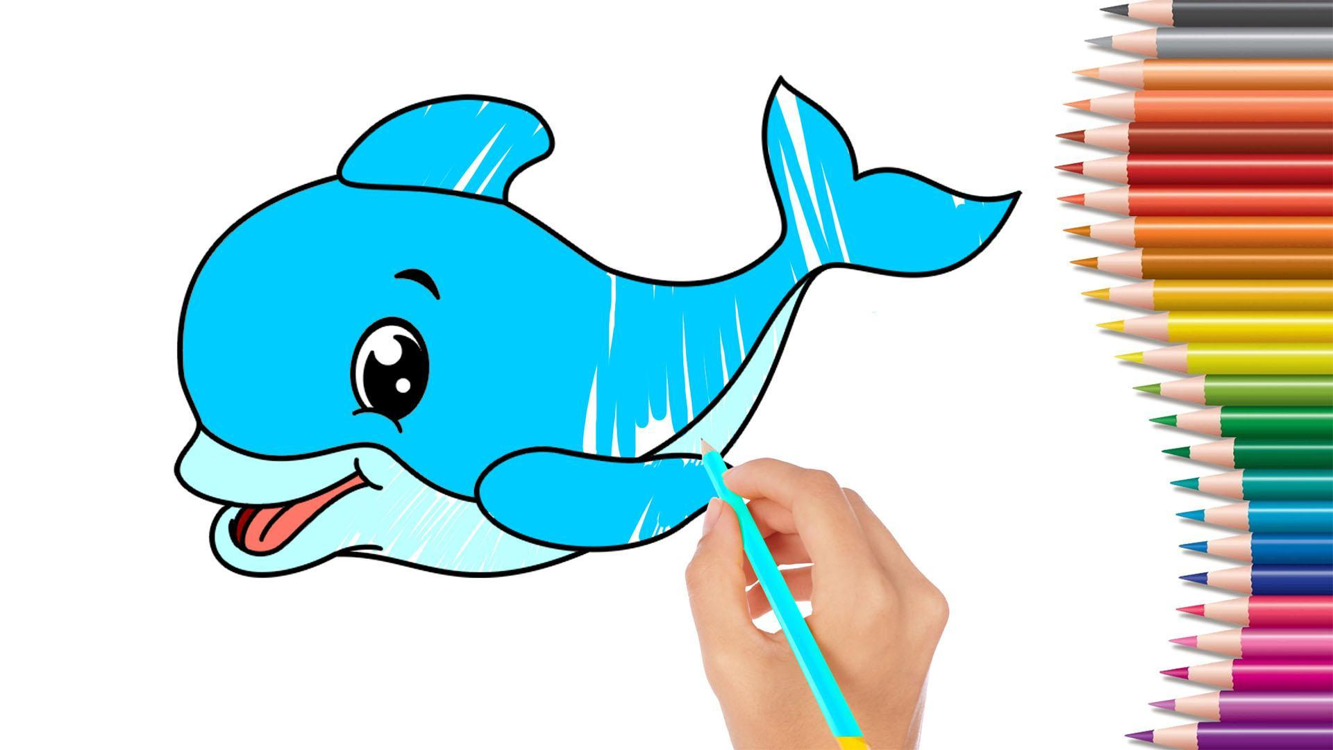 Malen Für Kinder : Zeichnen Lernen Tiere Für Android - Apk ganzes Kinder Lernen Zeichnen Und Malen
