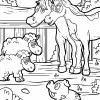 Malvorlage Bauernhof - Ausmalbilder Kostenlos Herunterladen in Ausmalbilder Bauernhof Kostenlos
