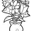 Malvorlage Blumenstrauß | Pflanzen - Ausmalbilder Kostenlos bei Blumenstrauß Ausmalbilder