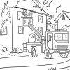 Malvorlage Feuerwehr - Ausmalbilder Kostenlos Herunterladen bei Feuerwehr Ausmalbilder Kindergarten