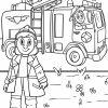 Malvorlage Feuerwehr - Ausmalbilder Kostenlos Herunterladen bestimmt für Feuerwehr Ausmalbilder Kindergarten