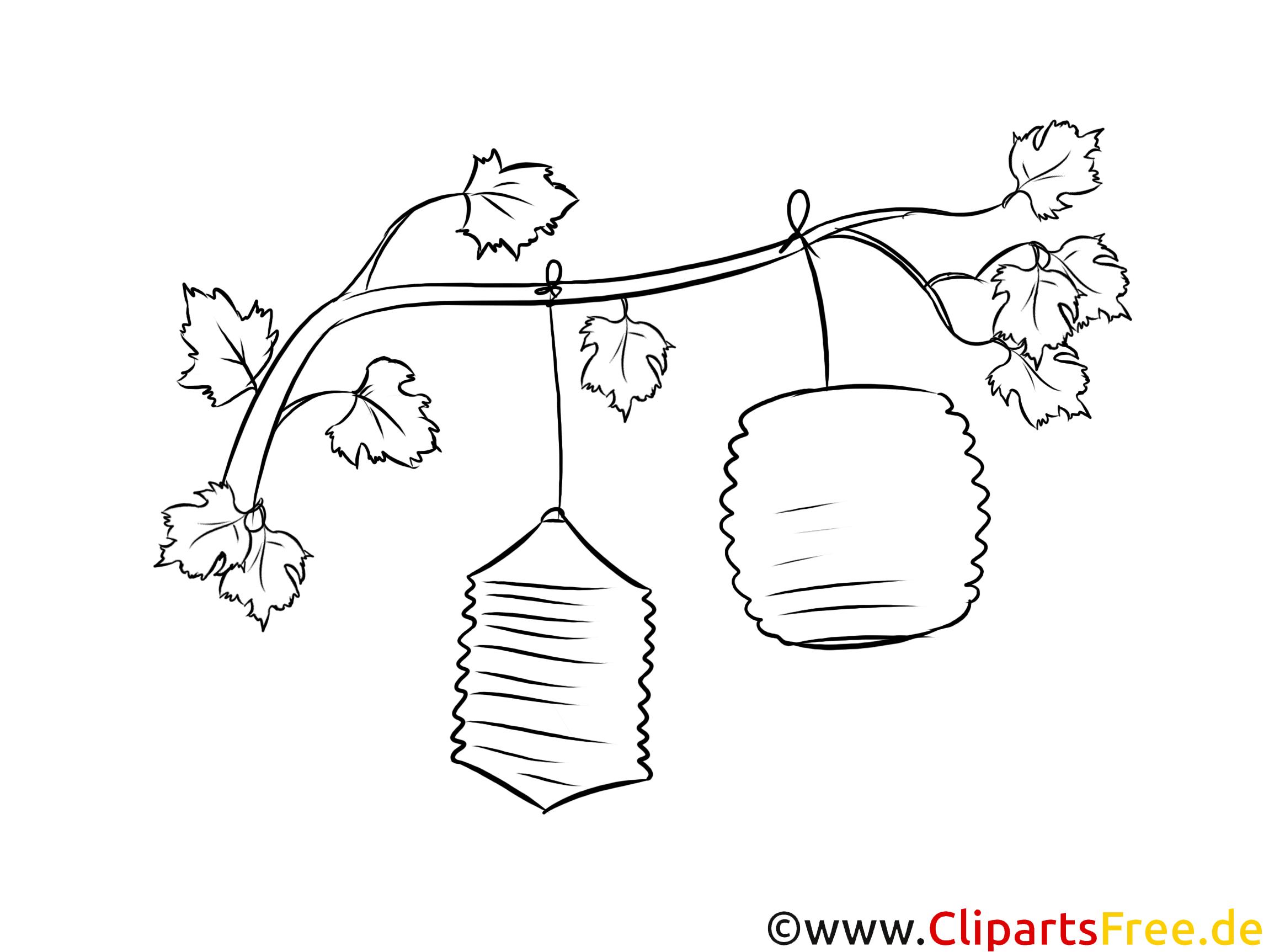 Malvorlage Für Laterne   Coloring And Malvorlagan verwandt mit Ausmalbild Laterne