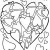 Malvorlage Herz Aus Herzen | Symbol - Ausmalbilder Kostenlos verwandt mit Malvorlage Herz