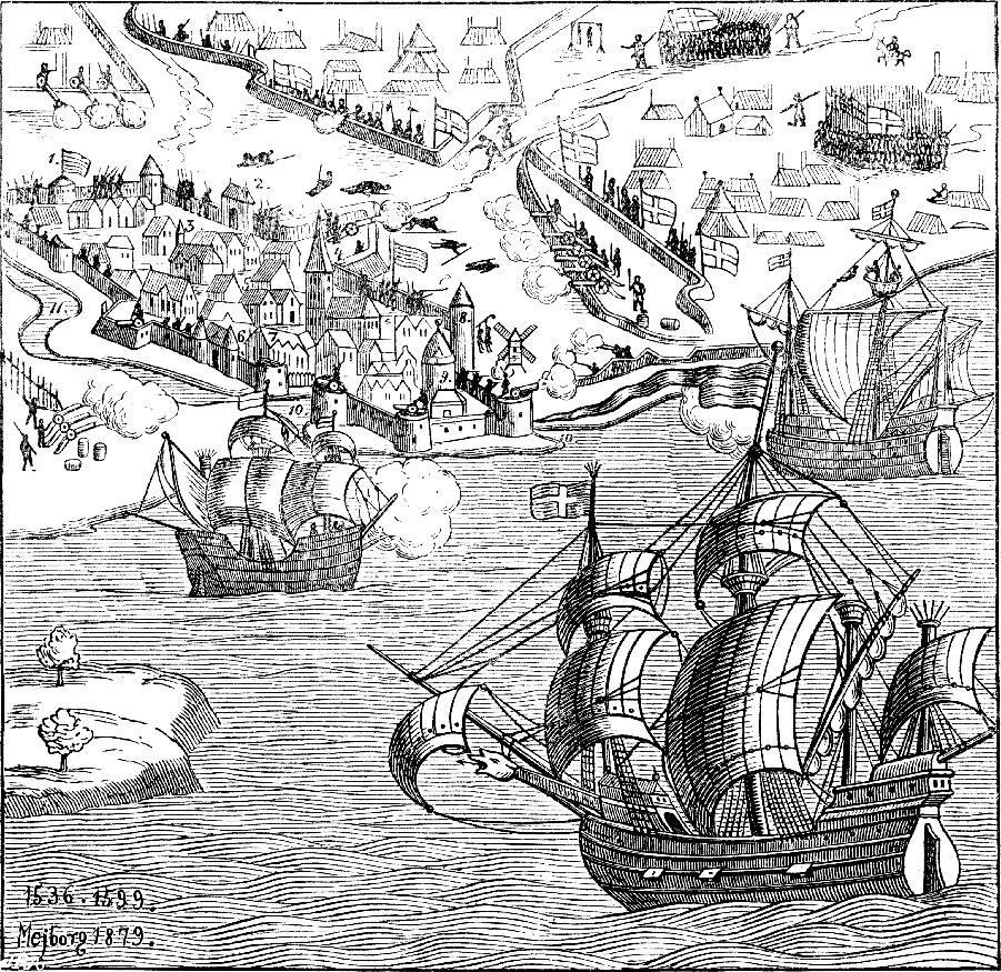 Malvorlage Kopenhagen 1536 - Kostenlose Ausmalbilder Zum mit Ausmalbild Kutsche