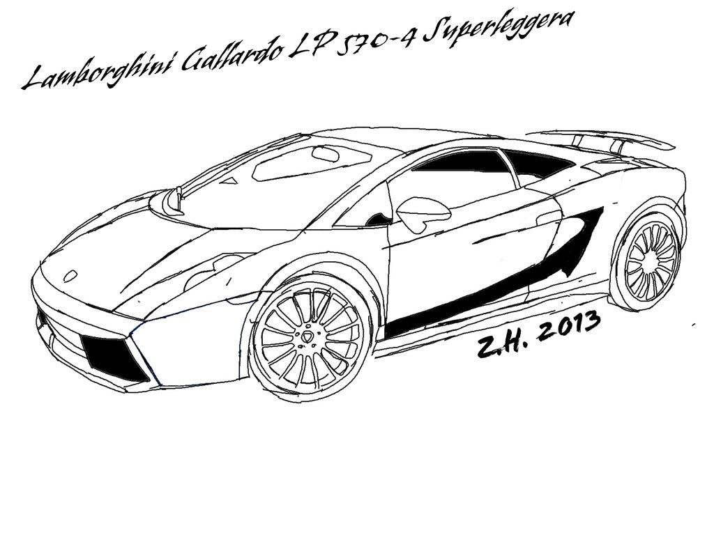 Malvorlage Lamborghini Aventador | Coloring And Malvorlagan über Malvorlagen Lamborghini