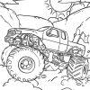 Malvorlage Monstertruck Kostenlos Herunterladen über Monstertruck Malvorlage