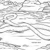 Malvorlage Schlange - Giftschlange - Ausmalbilder Kostenlos für Schlange Zum Ausmalen