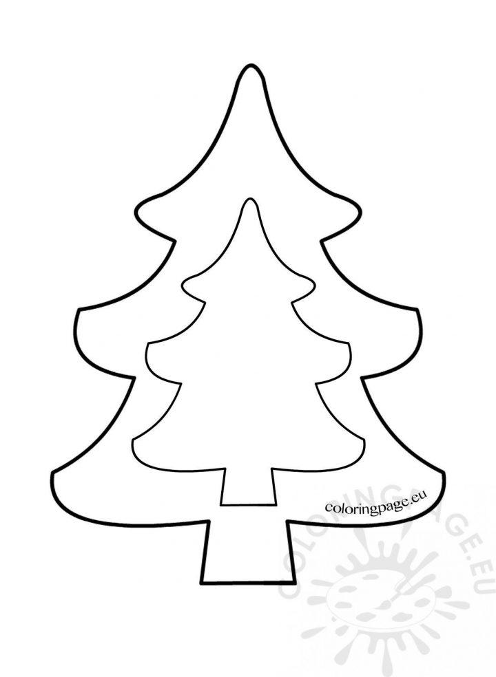 malvorlage tannenbaum  kinderbilderdownload