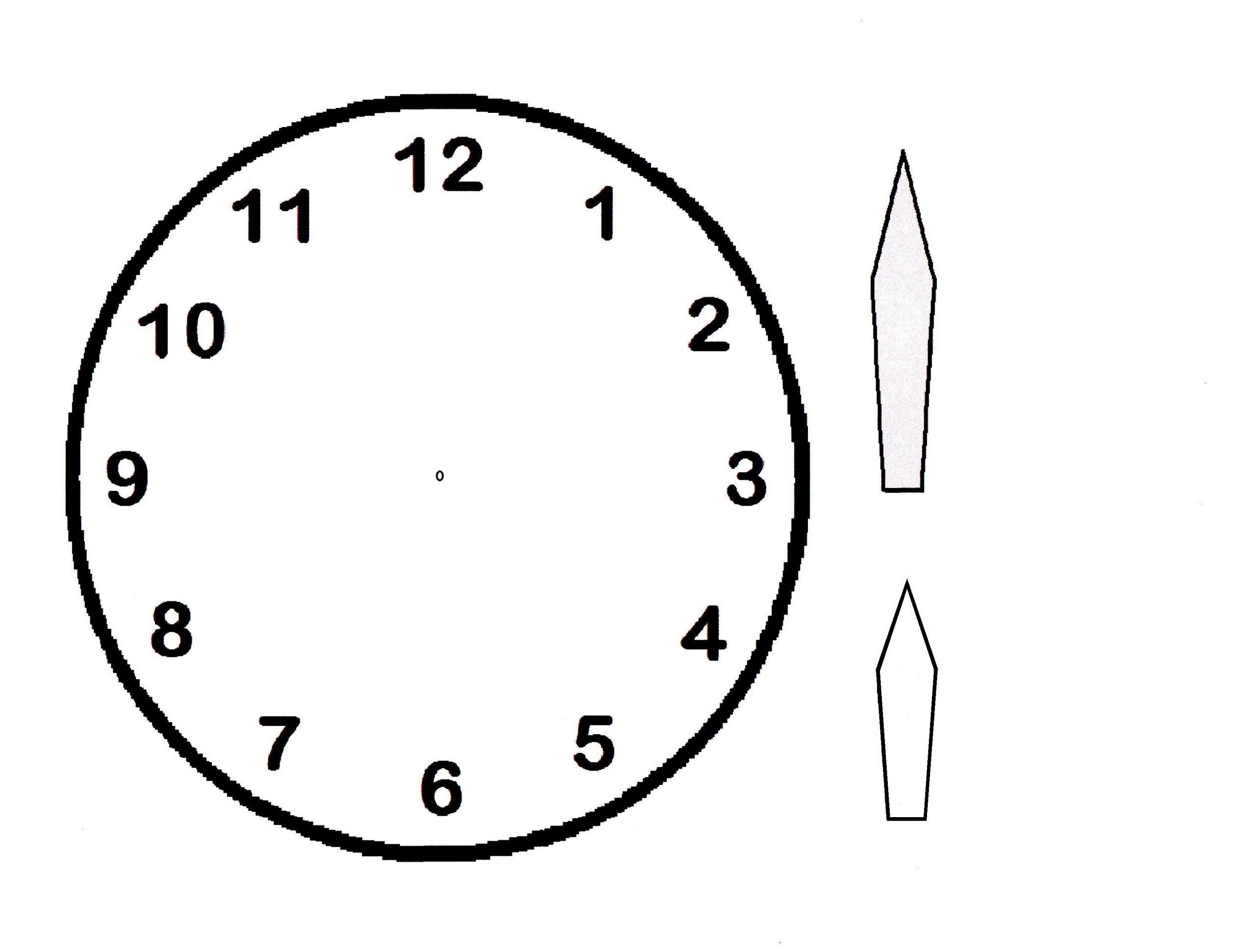 Malvorlage Uhr Basteln | Coloring And Malvorlagan verwandt mit Uhr Bastelvorlage