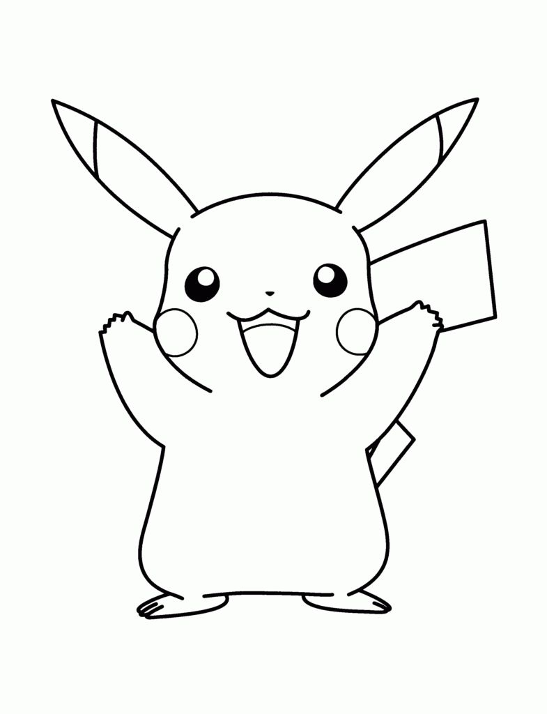 Malvorlage Zum Ausdrucken Pokemon | Coloring And Malvorlagan für Ausmalbilder Kostenlos Ausdrucken