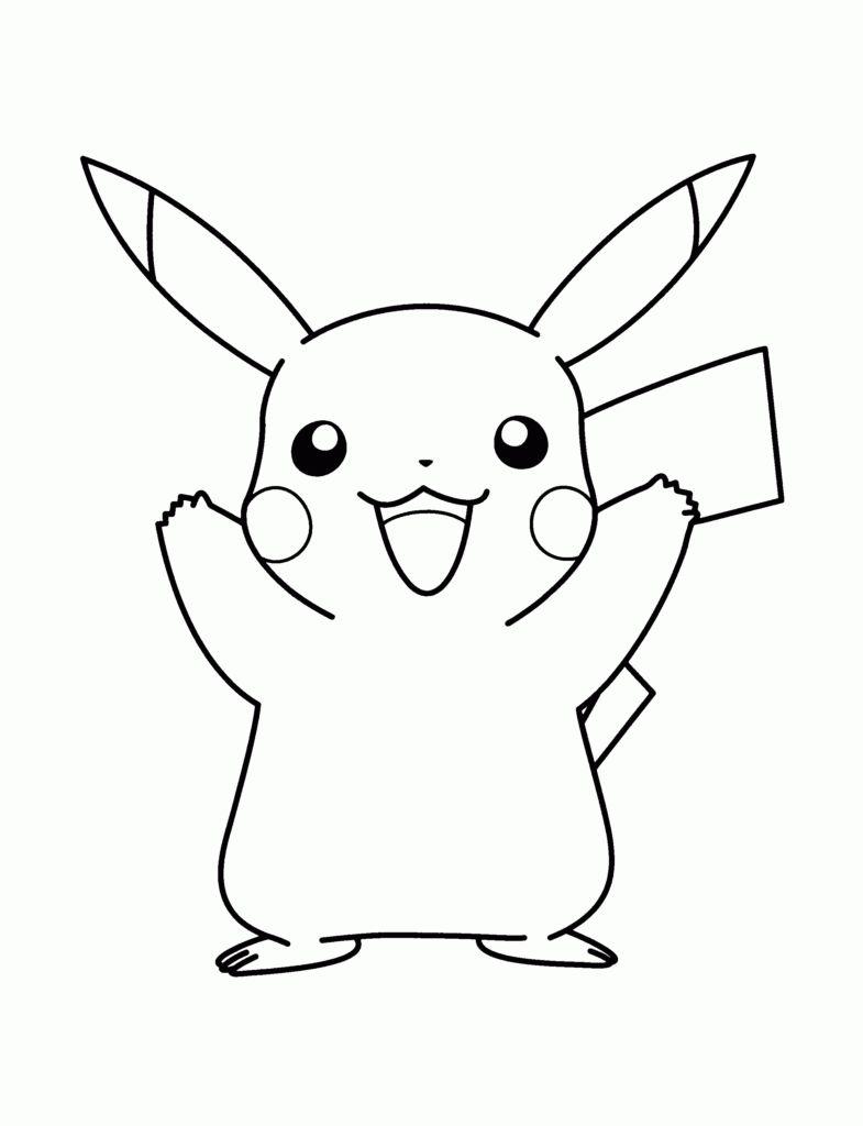 Malvorlage Zum Ausdrucken Pokemon | Coloring And Malvorlagan in Ausmalbilder Kostenlos Drucken