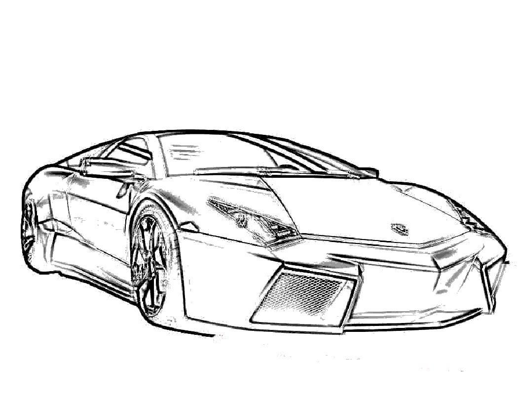 Malvorlagen Auto Lamborghini   Coloring And Malvorlagan ganzes Auto Bilder Zum Ausdrucken