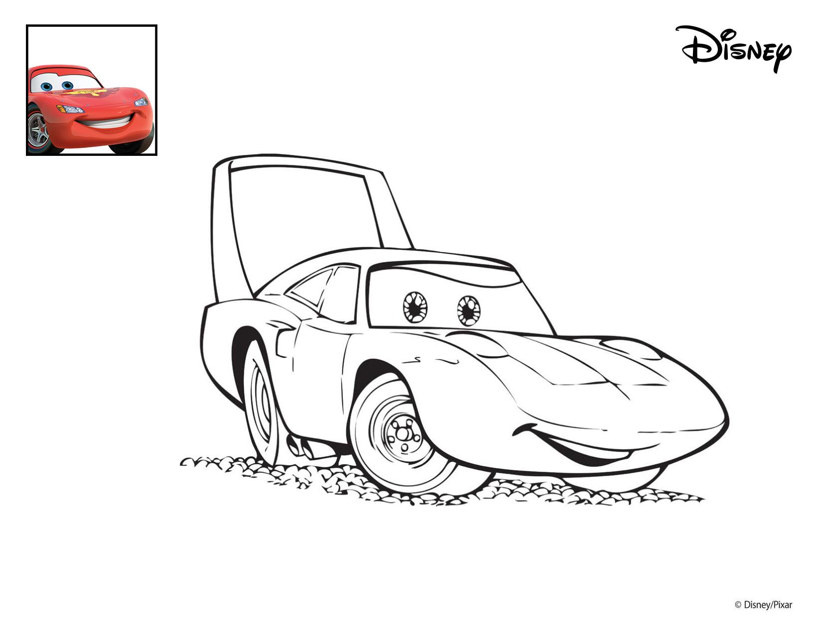 Malvorlagen Autos - Kostenlose Ausmalbilder | Mytoys Blog verwandt mit Auto Zum Ausmalen