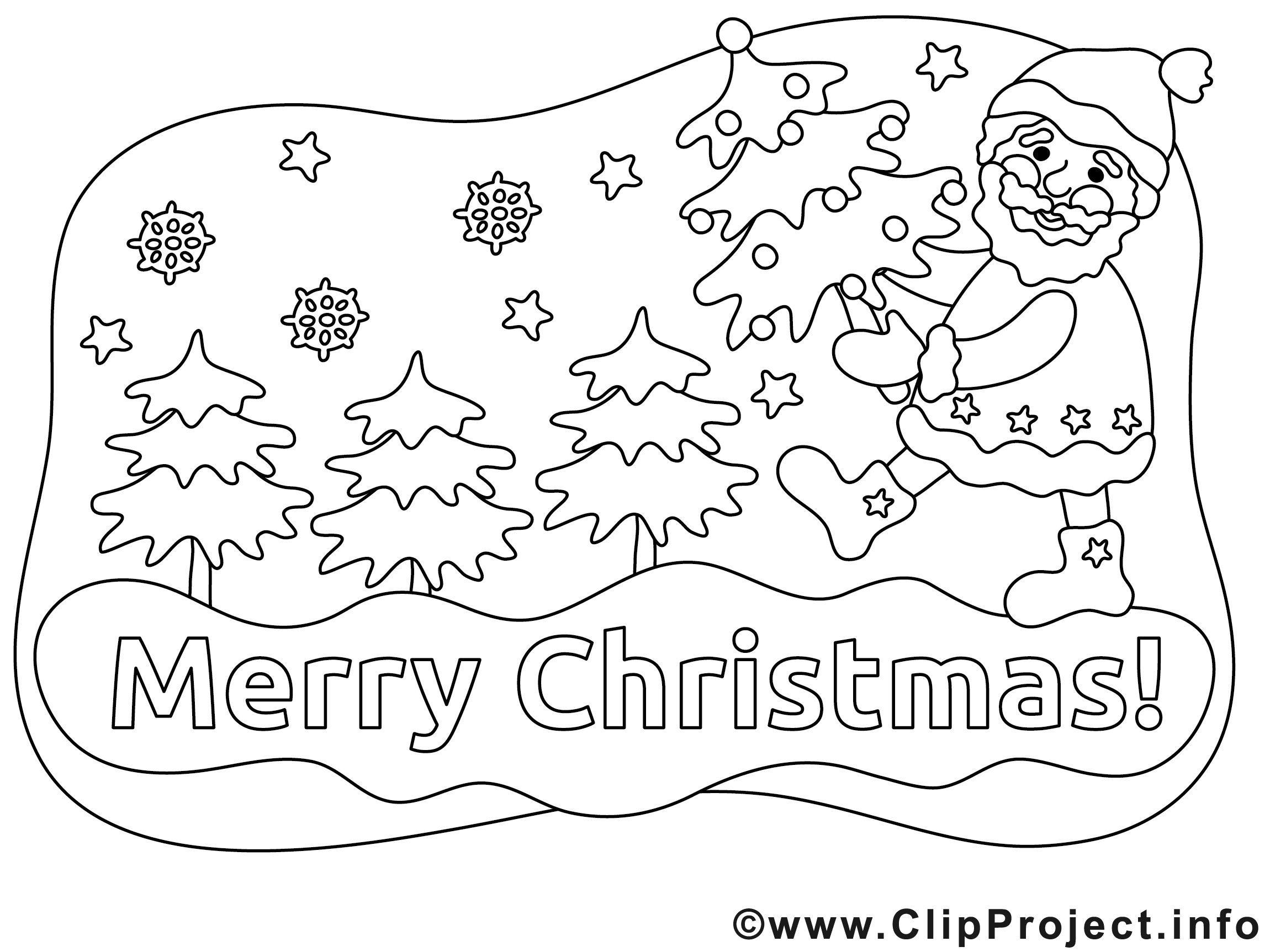 Malvorlagen Clip Project | Coloring And Malvorlagan über Ausmalbilder Weihnachtsmann Mit Schlitten