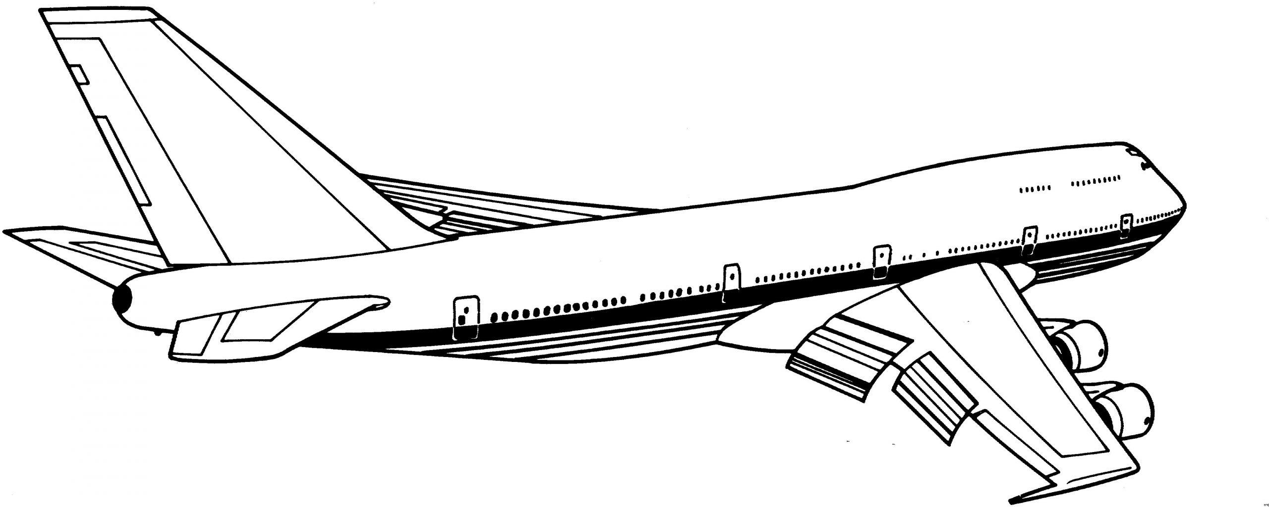 Malvorlagen Flugzeug Für Kinder Malvorlagen Flugzeug mit Ausmalbild Flugzeug
